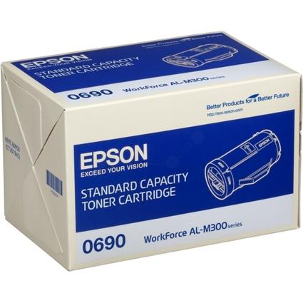 Original Toner für EPSON AL-M300, schwarz