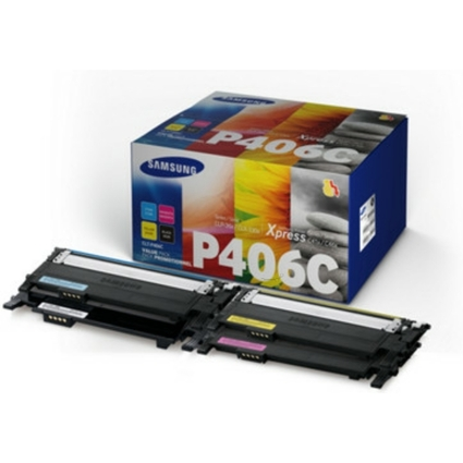 Original Rainbow Kit für SAMSUNG CLP365/CLX-3305, Value Pack