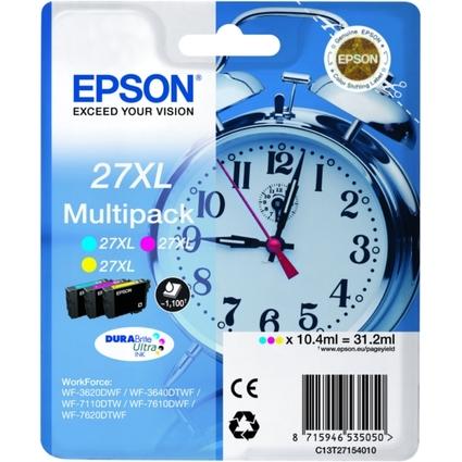 Original Tinte für EPSON WorkForce WF-3620DWF, Multipack XL