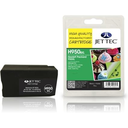 JET TEC wiederbefüllte Tinte H950BXL ersetzt hp 950XL/