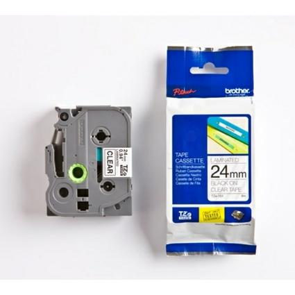 brother TZe-Tape TZe-151 Schriftbandkassette,Bandbreite:24mm