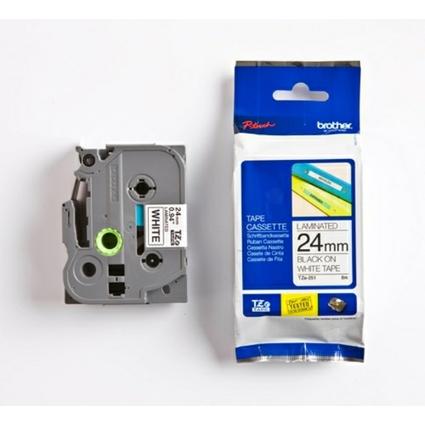 brother TZe-Tape TZe-251 Schriftbandkassette,Bandbreite:24mm
