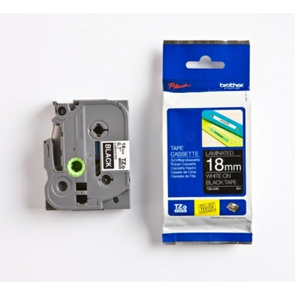 brother TZe-Tape TZe-345 Schriftbandkassette,Bandbreite:18mm