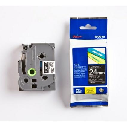 brother TZe-Tape TZe-355 Schriftbandkassette,Bandbreite:24mm