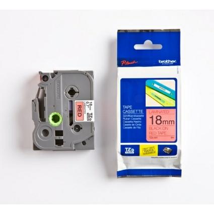brother TZe-Tape TZe-441 Schriftbandkassette,Bandbreite:18mm
