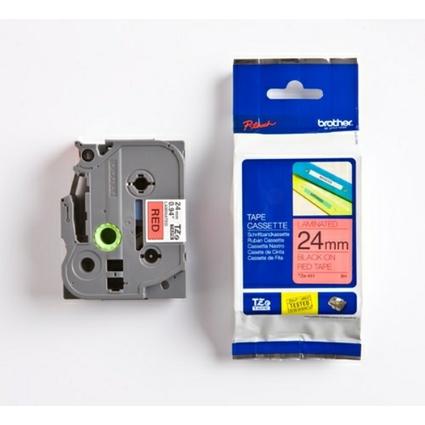 brother TZe-Tape TZe-451 Schriftbandkassette,Bandbreite:24mm