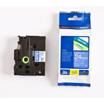 brother TZe-Tape TZe-555 Schriftbandkassette,Bandbreite:24mm