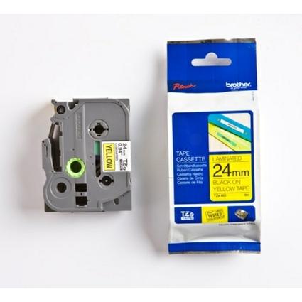 brother TZe-Tape TZe-651 Schriftbandkassette,Bandbreite:24mm