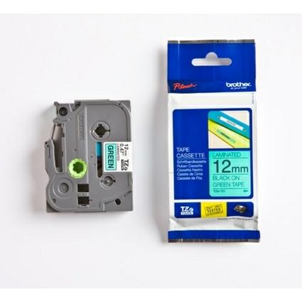 brother TZe-Tape TZe-731 Schriftbandkassette,Bandbreite:12mm