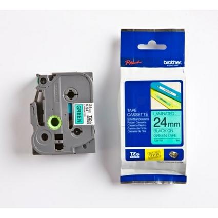 brother TZe-Tape TZe-751 Schriftbandkassette,Bandbreite:24mm