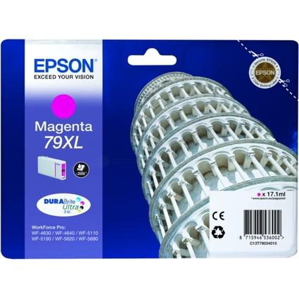 Original Tinte für EPSON WorkForcePro WF-5620DWF, magenta HC
