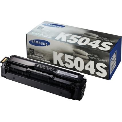 Original Toner für SAMSUNG CLP415/CLX4195, schwarz