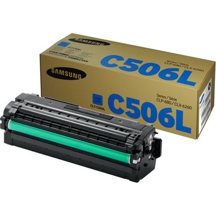 Original Toner für SAMSUNG CLP680ND/CLX6260, cyan HC
