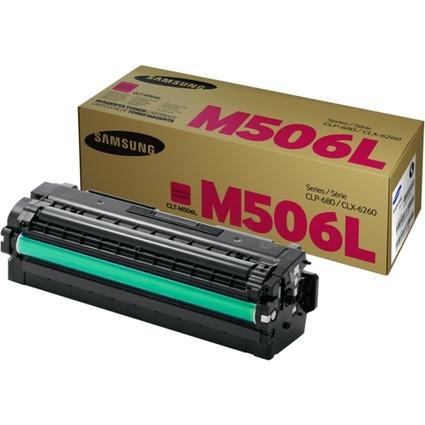 Original Toner für SAMSUNG CLP680ND/CLX6260, magenta HC