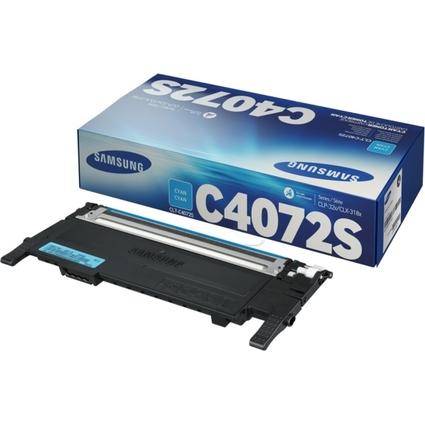 Original Toner für SAMSUNG CLP320/CLP320N/CLP325, cyan