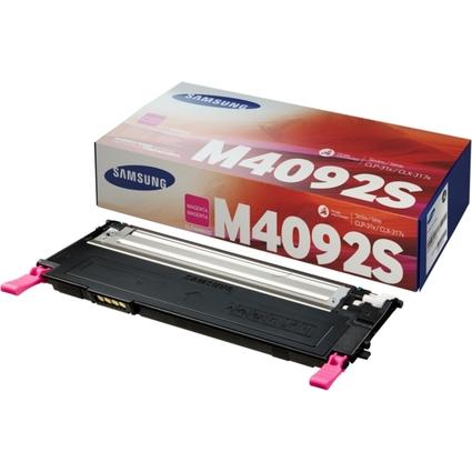 Original Toner für SAMSUNG Laserdrucker CLP 310, magenta