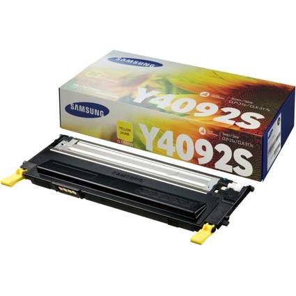 Original Toner für SAMSUNG Laserdrucker CLP 310, gelb