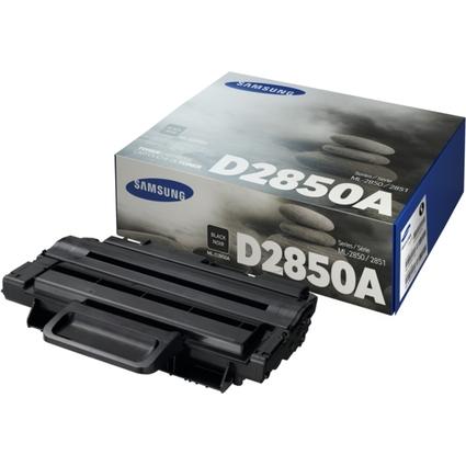 Original Toner für SAMSUNG Laserdrucker ML2851ND, schwarz