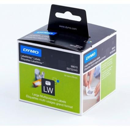 DYMO LabelWriter-Universal-Etiketten, 54 x 70 mm, weiß