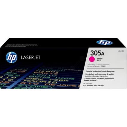 Original Toner für hp Color LaserJet Pro M451dn, magenta