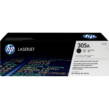Original Toner für hp Color LaserJet Pro M451dn, schwarz