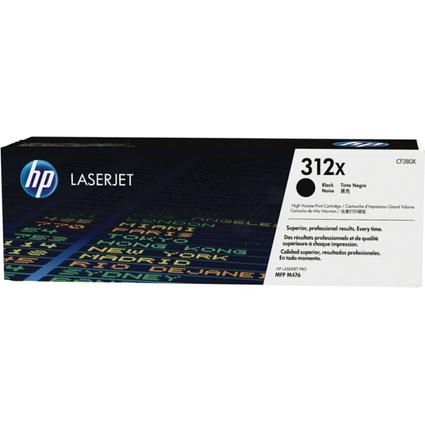 Original Toner für hp Color LaserJet Pro M476, schwarz HC