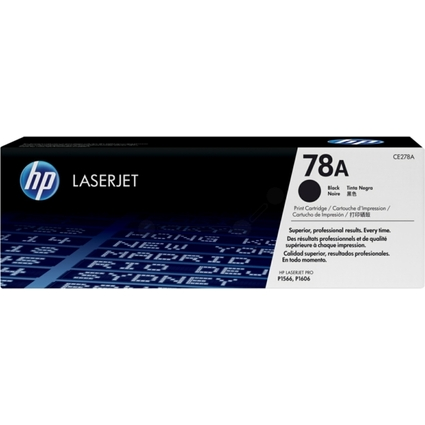 Original Toner für hp LaserJet Pro P1560/P1600, schwarz
