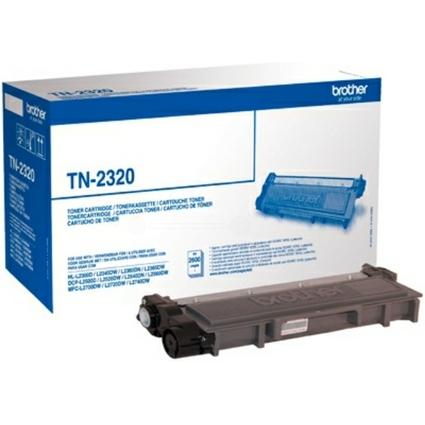 brother Toner für Laserdrucker DCP-L2500/L2500D, schwarz HC