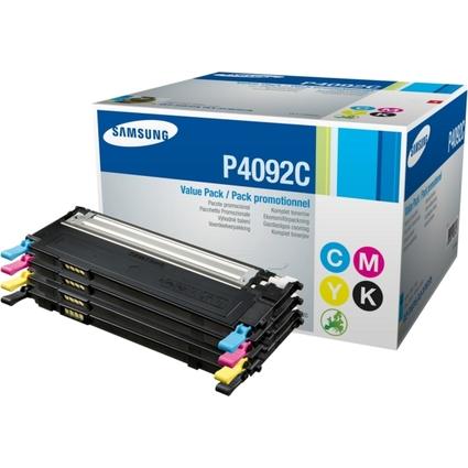 Original Rainbow Kit für SAMSUNG Laserdrucker CLP310, farbig