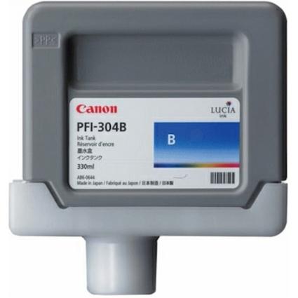 Original Tinte für Canon IPF8300, blau