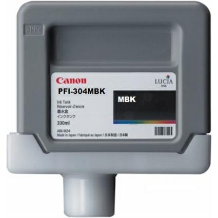 Original Tinte für Canon IPF8300, matt-schwarz