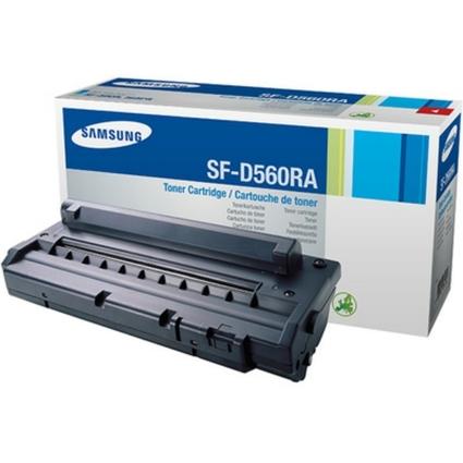 Original Toner inkl. Trommel für SAMSUNG Fax SF 560R schwarz