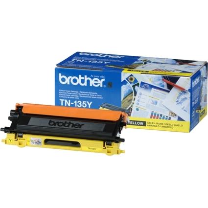 Original Toner für brother Laserdrucker HL-4040CN, gelb