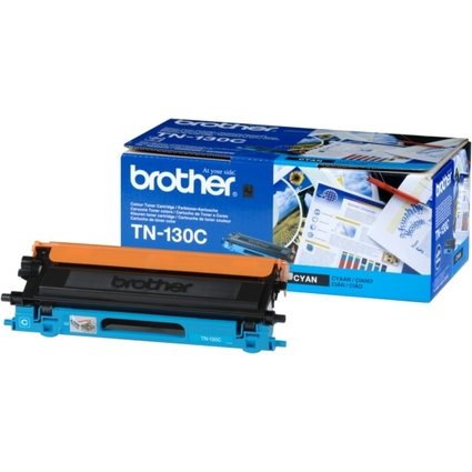 Original Toner für brother Laserdrucker HL-4040CN, cyan