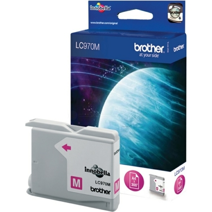 Original Tinte für brother DCP-135C/MFC-235C, magenta