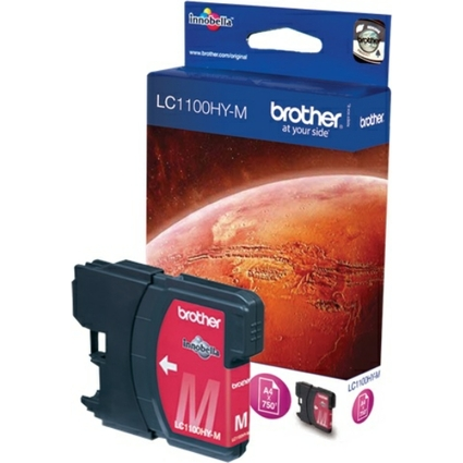 Original Tinte für brother MFC-6490CW, magenta