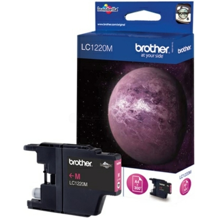 Original Tinte für brother MFC-J6510DW, magenta