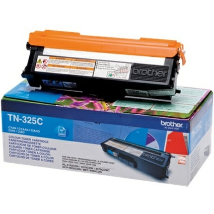 Original Toner für brother HL-4150CDN/HL-4570CDW, cyan