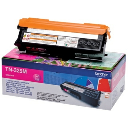 Original Toner für brother HL-4150CDN/HL-4570CDW, magenta