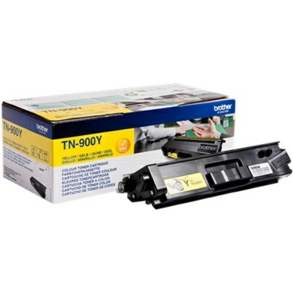 Original Toner für brother HL-L9200DWT, gelb