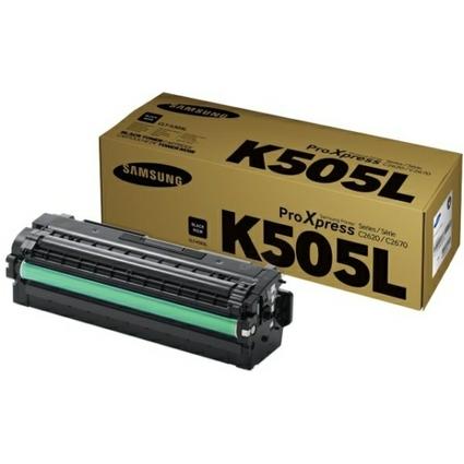 Original Toner für SAMSUNG Laserdrucker Proxpress C2620, sch