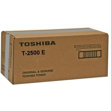 Original Toner für TOSHIBA Kopierer e-Studio 25, schwarz
