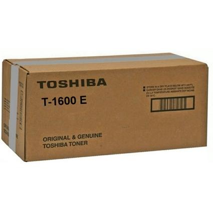Original Toner für TOSHIBA Kopierer e-Studio 16, schwarz