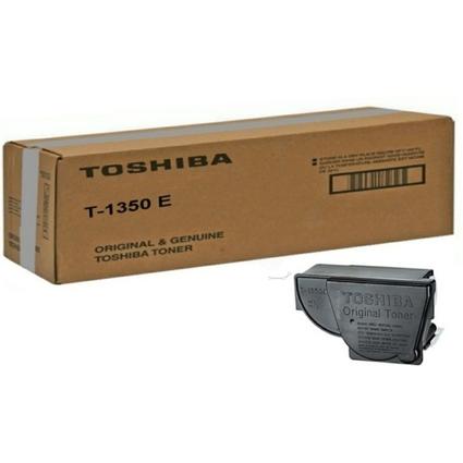 Original Toner für TOSHIBA Kopierer BD1350/BD1360, schwarz