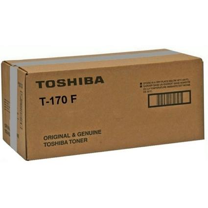 Original Toner für TOSHIBA Kopierer e-Studio 170F, schwarz