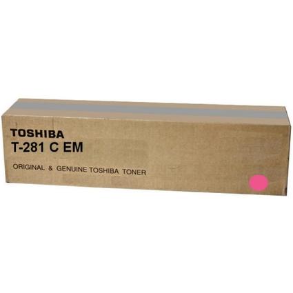 Original Toner für TOSHIBA Kopierer e-Studio 281C, magenta