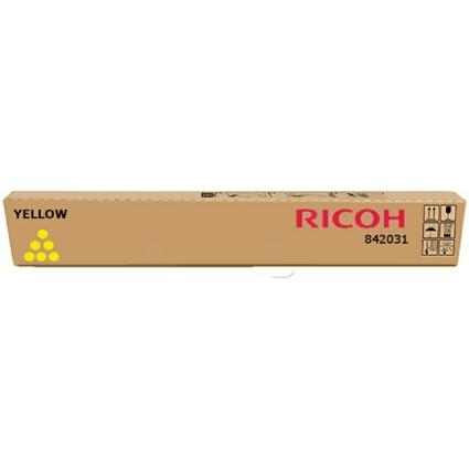 Original Toner für RICOH Kopierer Aficio MP C2500, gelb