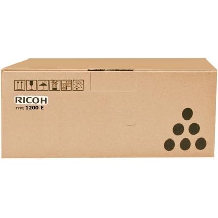 Original Toner für RICOH Laserdrucker Aficio SP1200E,schwarz