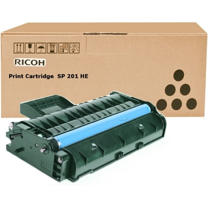 Original Toner für RICOH Aficio SP201, schwarz, HC