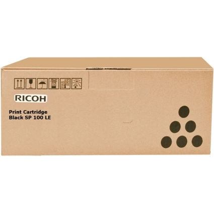 Original Toner für RICOH Aficio SP 112/112 SU, schwarz